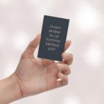 Samtalekort